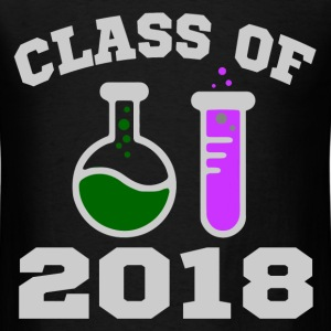 CLASS OF 20181.png T-Shirts - Men's T-Shirt