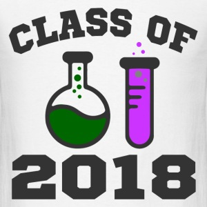CLASS OF 20182.png T-Shirts - Men's T-Shirt