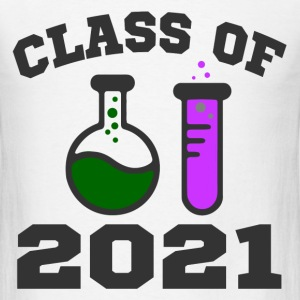 CLASS OF 20211.png T-Shirts - Men's T-Shirt