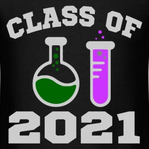 CLASS OF 20212.png T-Shirts - Men's T-Shirt