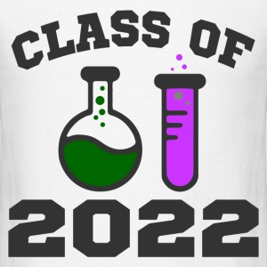 CLASS OF 20222.png T-Shirts - Men's T-Shirt