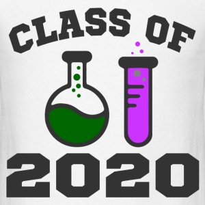 CLASS OF 20202.png T-Shirts - Men's T-Shirt
