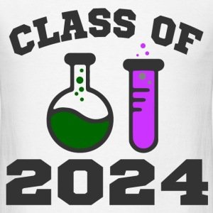 CLASS OF 20242.png T-Shirts - Men's T-Shirt