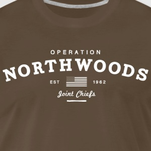Operation Northwoods Est. 1962 Official T-Shirt - Men's Premium T-Shirt