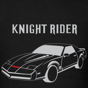 SKYF-01-034 knight rider car T-Shirts - Men's T-Shirt