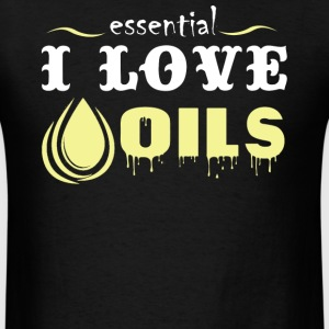 Love Essential Oils Shirt - Men's T-Shirt
