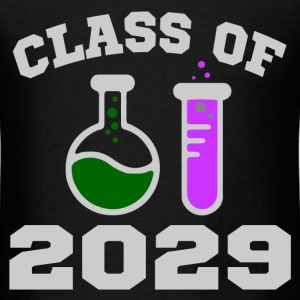 CLASS OF 20292.png T-Shirts - Men's T-Shirt