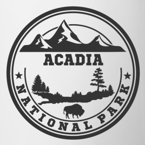 ACADIA11.png Mugs & Drinkware - Coffee/Tea Mug