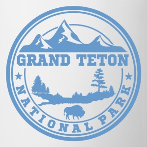 GRAND TETON 14.png Mugs & Drinkware - Coffee/Tea Mug