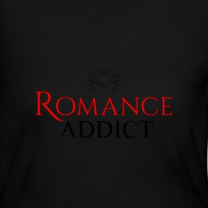 Romance Addict - Women's Shirt - Women's Long Sleeve Jersey T-Shirt
