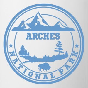 ARCHES13.png Mugs & Drinkware - Coffee/Tea Mug