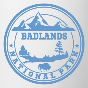 BADLANDS13.png Mugs & Drinkware - Coffee/Tea Mug