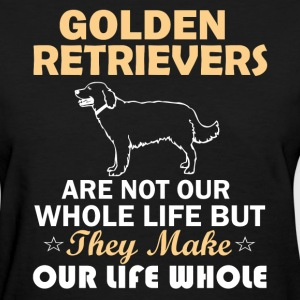 Golden Retriever Shirts - Women's T-Shirt