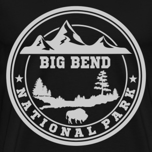 BIG BEND12.png T-Shirts - Men's Premium T-Shirt