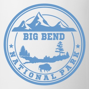 BIG BEND13.png Mugs & Drinkware - Coffee/Tea Mug