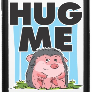 HUG ME CUTE HEDGEHOG IPHONE 6 CASE - iPhone 6/6s Rubber Case