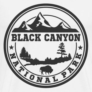 BLACK CANYON 11.png T-Shirts - Men's Premium T-Shirt