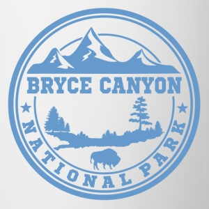 BRYCE CANYON 13.png Mugs & Drinkware - Coffee/Tea Mug