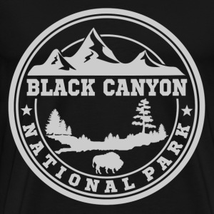BLACK CANYON12.png T-Shirts - Men's Premium T-Shirt