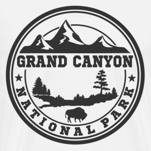 GRAND CANYON11.png T-Shirts - Men's Premium T-Shirt