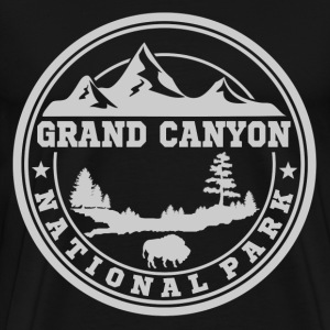GRAND CANYON12.png T-Shirts - Men's Premium T-Shirt