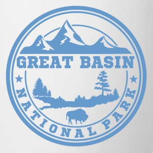 GREAT BASIN13.png Mugs & Drinkware - Coffee/Tea Mug