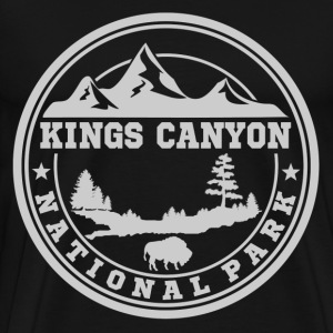 KINGS CANYON 12.png T-Shirts - Men's Premium T-Shirt