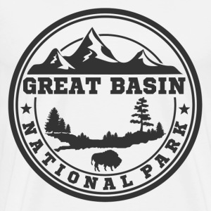 GREAT BASIN11.png T-Shirts - Men's Premium T-Shirt