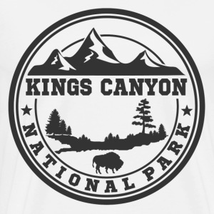 KINGS CANYON  11.png T-Shirts - Men's Premium T-Shirt