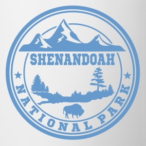 SHENANDOAH 13.png Mugs & Drinkware - Coffee/Tea Mug