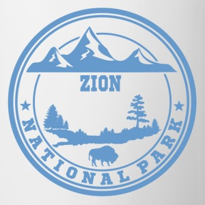 ZION 13.png Mugs & Drinkware - Coffee/Tea Mug