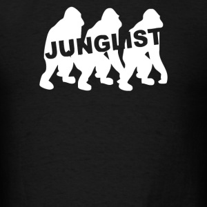 JUNGLIST DUBSTEP - Men's T-Shirt