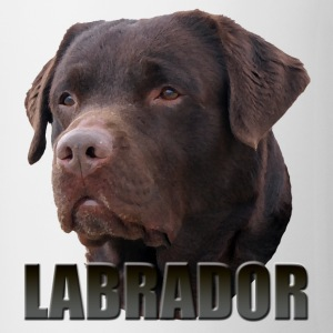 Labrador Brown Mugs & Drinkware - Coffee/Tea Mug