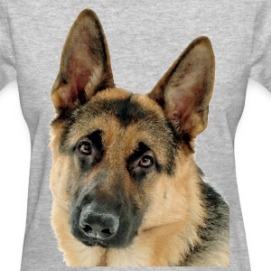 German shepherd T-Shirts - Women's T-Shirt