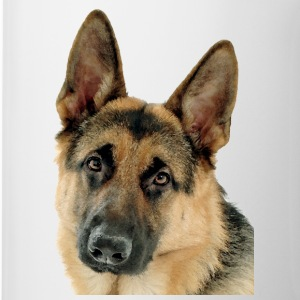 German shepherd Mugs & Drinkware - Coffee/Tea Mug