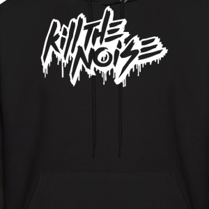 Kill The Noise Font Logo - Men's Hoodie