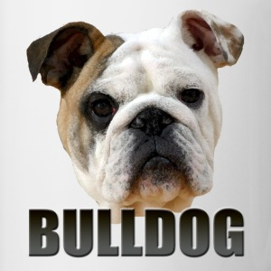 bulldog Mugs & Drinkware - Coffee/Tea Mug