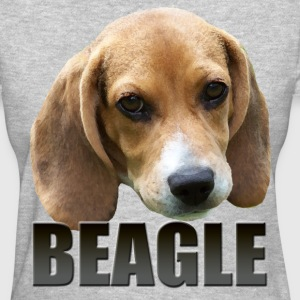 Beagle T-Shirts - Women's T-Shirt