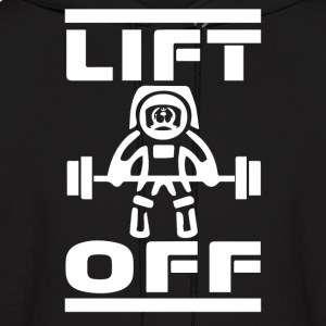 lift off - Men's Hoodie