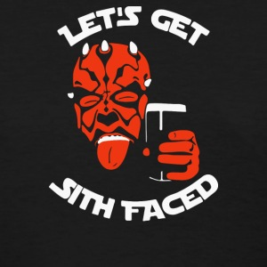 Let's Get Sith Faced - Women's T-Shirt