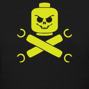 lego kull and Crossbones - Women's T-Shirt
