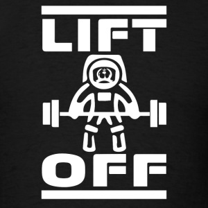 lift off - Men's T-Shirt