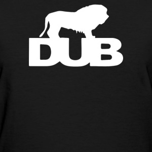 Lion Judah Dub - Women's T-Shirt