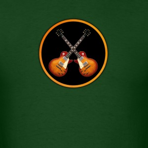 Vintage Les Paul - Men's T-Shirt