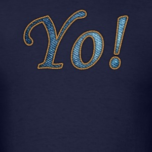 Cool Yo - Men's T-Shirt