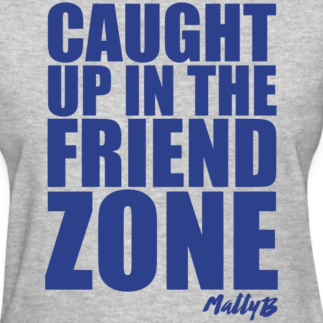 MattyB Friend Zone Womens T-Shirt