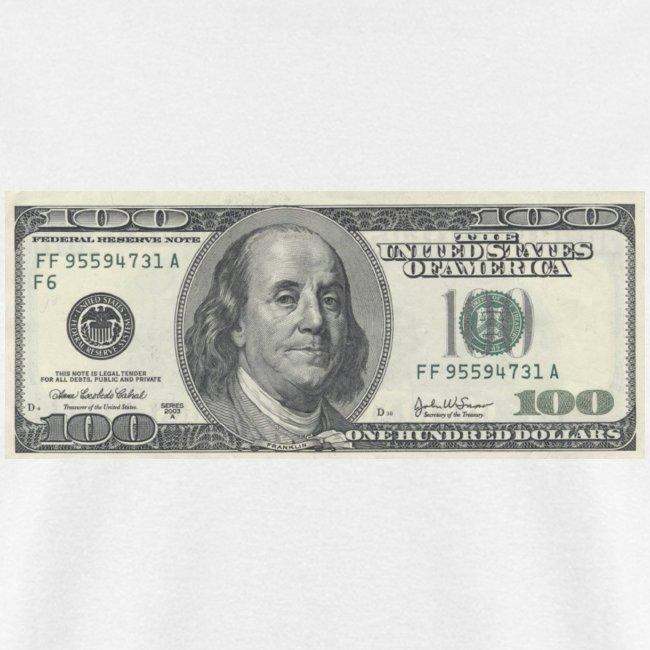One Hundred Dollar Bill ($100)