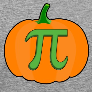 pumpking pi halloween - Men's Premium T-Shirt