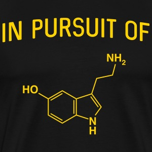 In pursuit of serotonin T-Shirts - Men's Premium T-Shirt