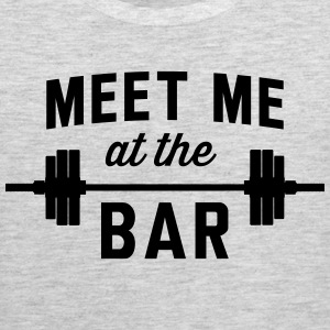 Meet me at the bar Sportswear - Men's Premium Tank